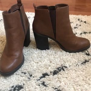 Brown New Look Ankle Boots